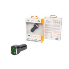 Caricabatteria Auto USB, 3.1A