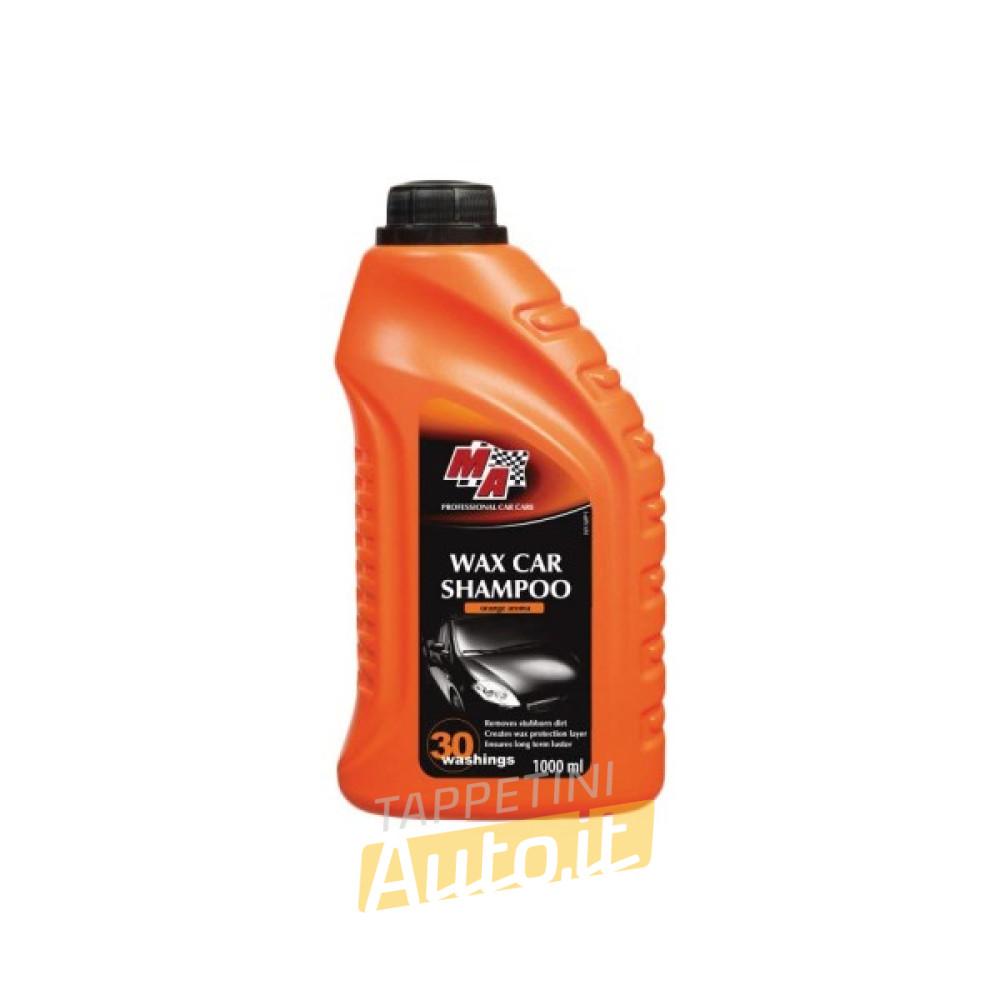 Shampoo per auto con cera, 1000ml
