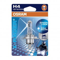 Lampadina per moto OSRAM 12V H4 60/55W X-RACER