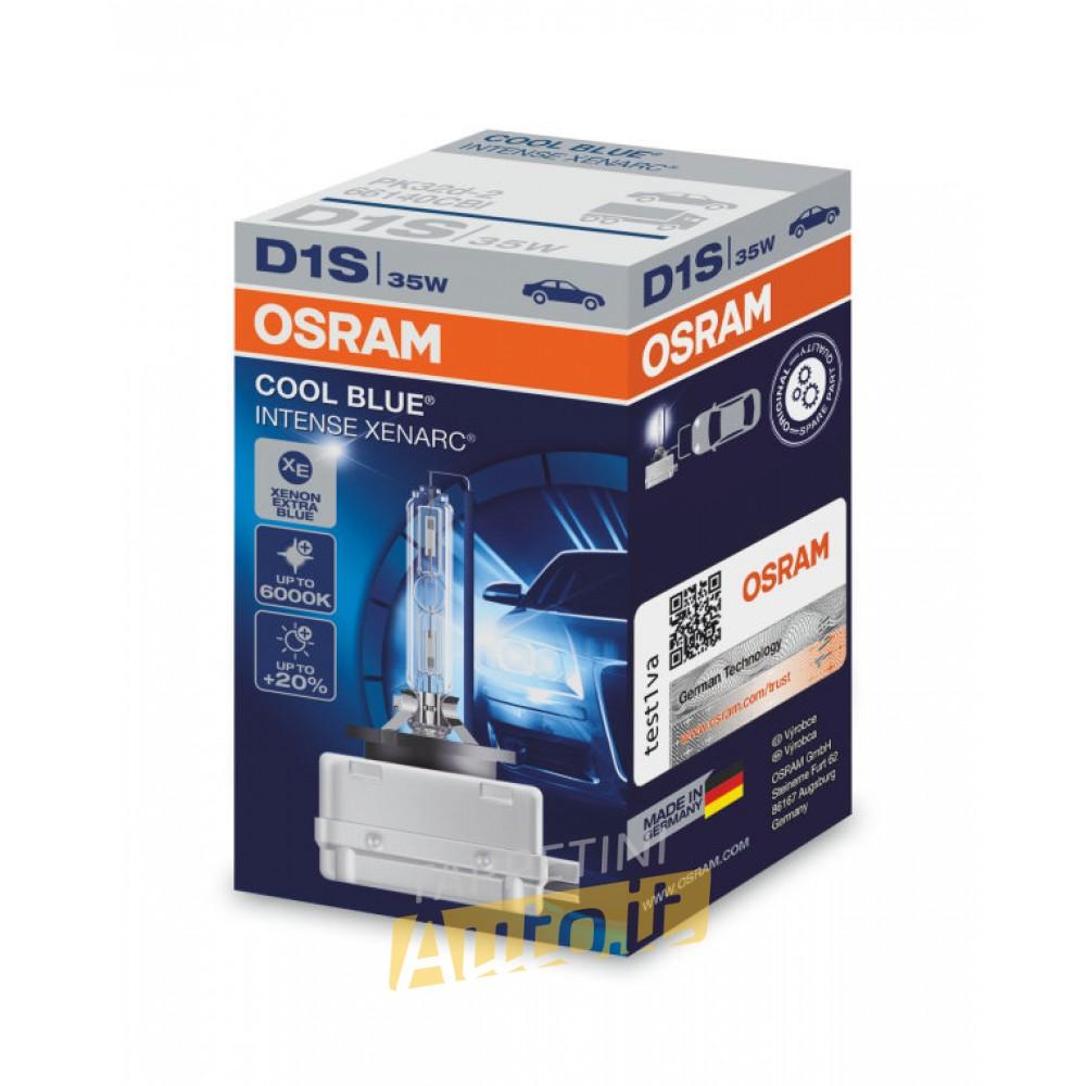 Lampadina xenon OSRAM Cool blue intense XENARC D1S 35W (XENON)