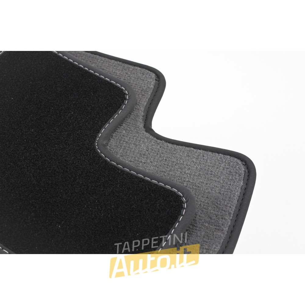 Tappetino IN GOMMA VASCA Tappetino bagagliaio per Citroen ds3 2009-2016